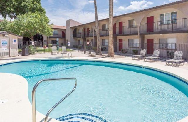 Sonoran Palms - 900 N Country Club Dr, Mesa, AZ 85201