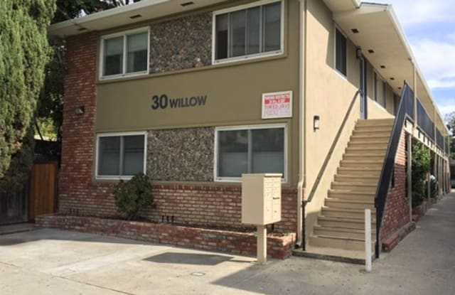30 Willow Street Apartments - 30 Willow Street, San Jose, CA 95110