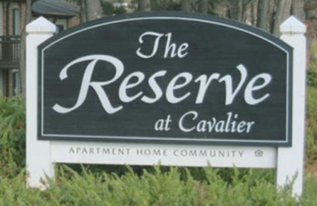 Reserve at Cavalier - 105 Cavalier Dr, Greenville, SC 29607
