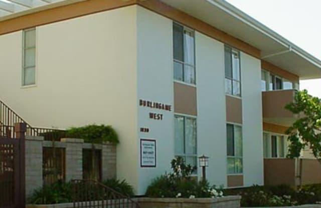 Burlingame West - 1830 Sequoia Avenue, Burlingame, CA 94010