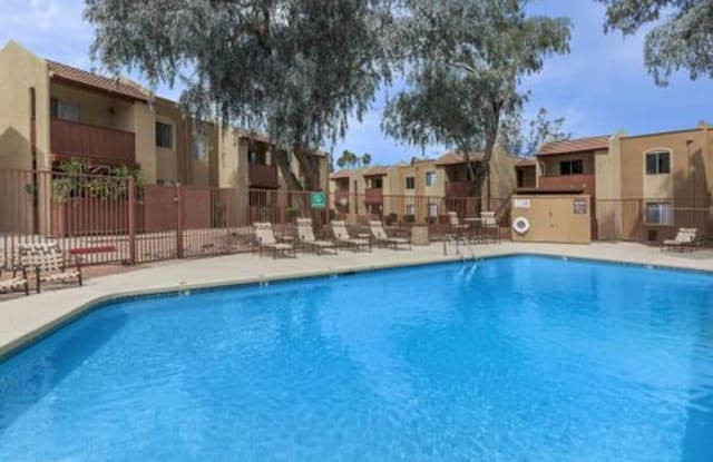 Fox Point - 3700 N Campbell Ave, Tucson, AZ 85719