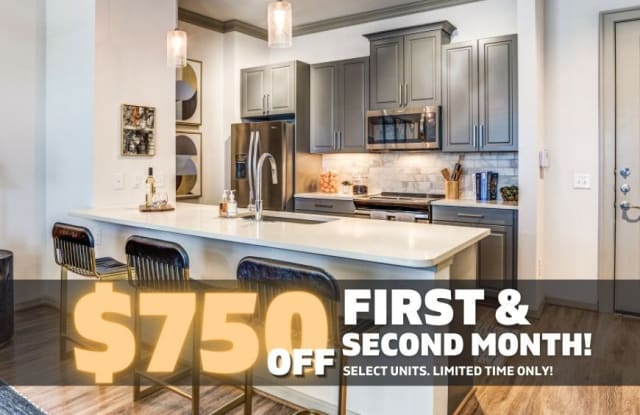 The Hendry Apartment Homes - 1759 W Campbell Rd, Garland, TX 75044