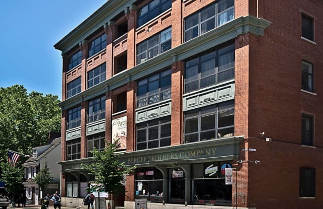 The Berger Building - 229 Arch Street, Philadelphia, PA 19106