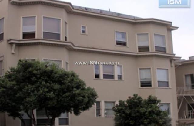 Magland Arms Apartments - 1900 Eddy Street, San Francisco, CA 94115