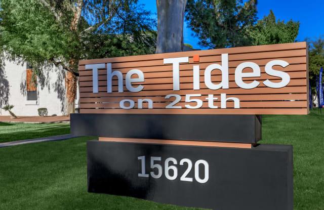 Tides on 25th - 15620 N 25th Ave, Phoenix, AZ 85023