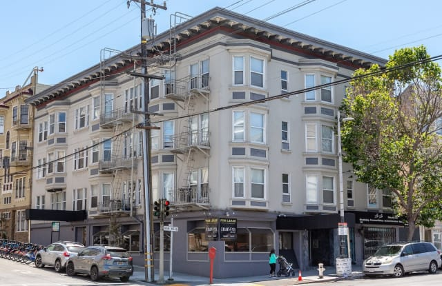 2360 Van Ness - 2360 Van Ness Avenue, San Francisco, CA 94109