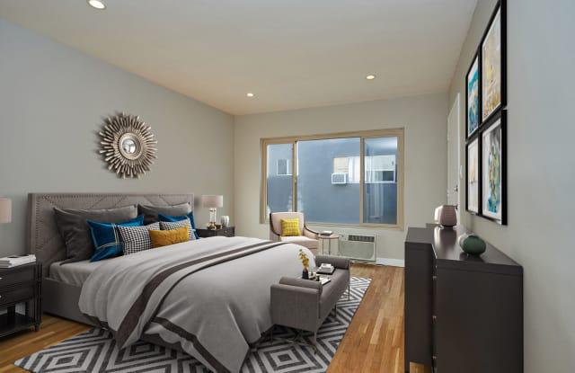 Ascent at 925 Curson Apartments - 925 North Curson Avenue, West Hollywood, CA 90046