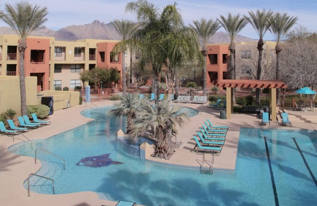 Riverwalk Luxury Apartments - 850 East Wetmore Road, Tucson, AZ 85719