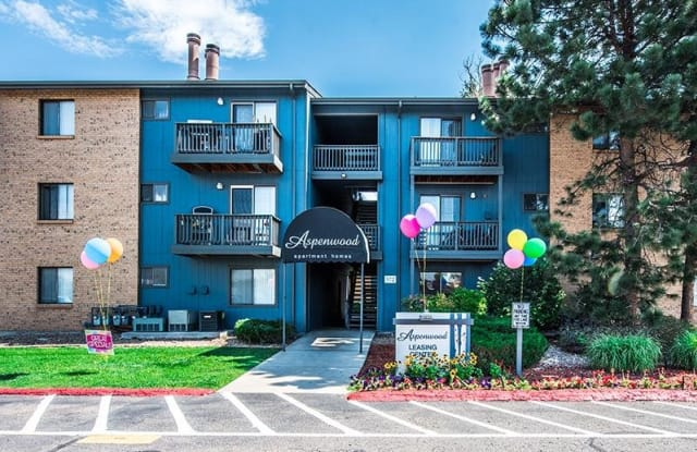 Aspenwood Apartments - 572 Potomac St, Aurora, CO 80011