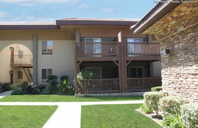 Stonemark Condominiums - 3700 Q Street, Bakersfield, CA 93301