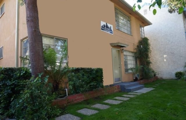 6112 Eleanor Ave. - 6112 Eleanor Avenue, Los Angeles, CA 90038