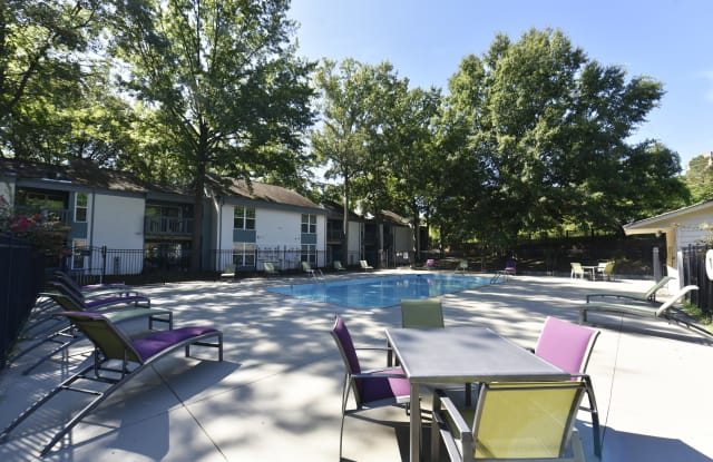 The Everly - 2501 Riverfront Dr, Little Rock, AR 72202