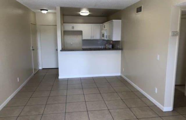 BUSH COURT APARTMENTS - 1407 North Bush Street, Santa Ana, CA 92701