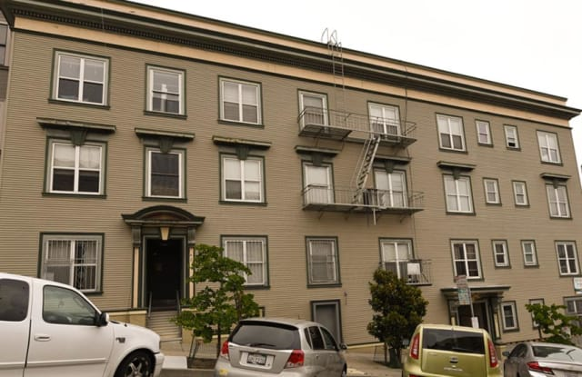 400–402 Pierce Street - 400-402 Pierce Street, San Francisco, CA 94117