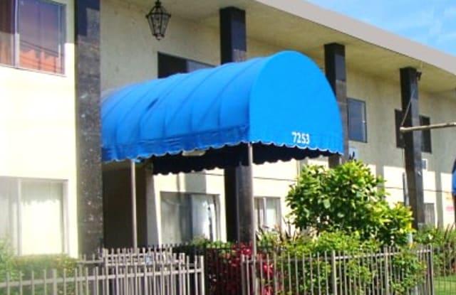 7253–7257 Variel Ave. - 7253-7257 Variel Ave., Los Angeles, CA 91303
