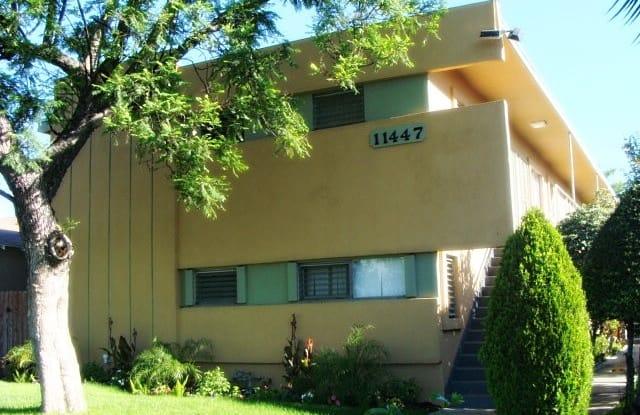 11447 Tiara St. - 11447 Tiara Street, Los Angeles, CA 91601