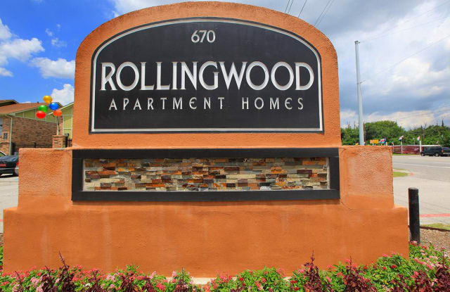 Rollingwood - 670 Maxey Rd, Houston, TX 77013