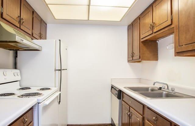 Conquistador Apartments - 1700 W 25th St, Casper, WY 82604