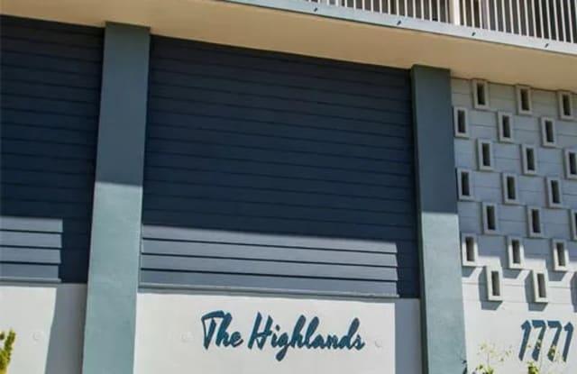 1771 Highland Place - 1771 Highland Pl, Berkeley, CA 94709