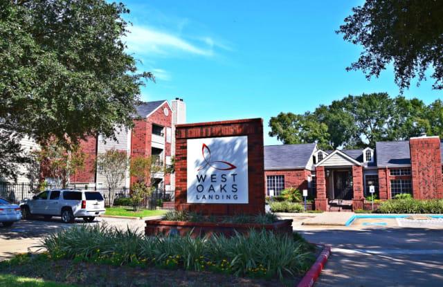 West Oaks Landing - 15250 Gray Ridge Dr, Houston, TX 77082