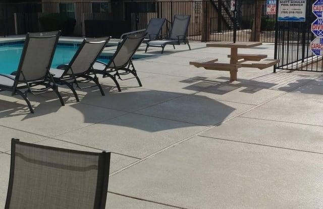 Casa Tiempo - 2850 S Maryland Pkwy, Las Vegas, NV 89109