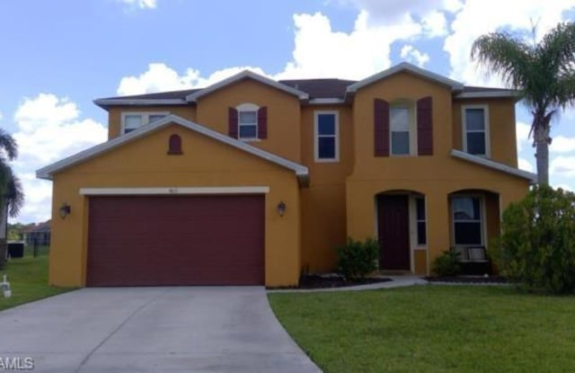 8011 Allamanda CT - 8011 Allamanda Court, Lehigh Acres, FL 33972