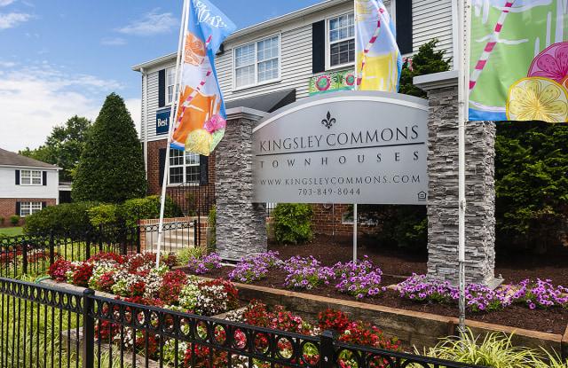 Kingsley Commons - 7308 Arlington Blvd, Falls Church, VA 22042