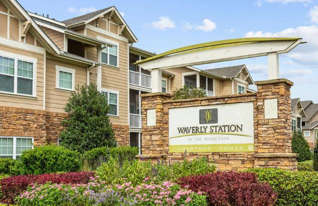 Waverly Station at the Highlands - 2155 Benton Boulevard, Savannah, GA 31407