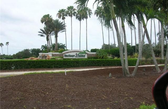 10470 Washingtonia Palm WAY - 10470 Washingtonia Palm Way, Fort Myers, FL 33966