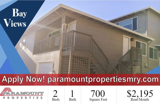 544 Laine Street - 544 Laine Street, Monterey, CA 93940