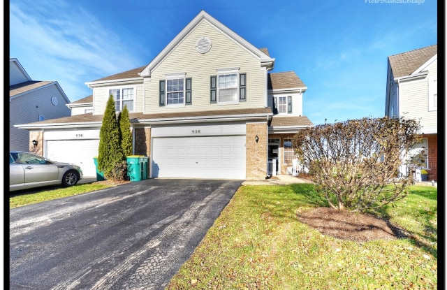 928 BLUEBELL Circle - 928 Bluebell Circle, Joliet, IL 60431