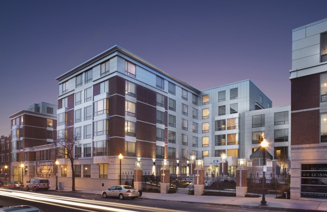 Residences at 50 West Broadway - 50 W Broadway, Boston, MA 02127