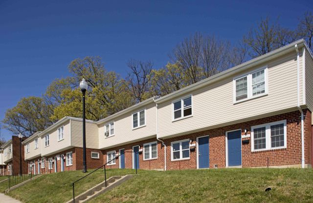 The Artaban Townhomes - 2742 N Rosedale St, Baltimore, MD 21216