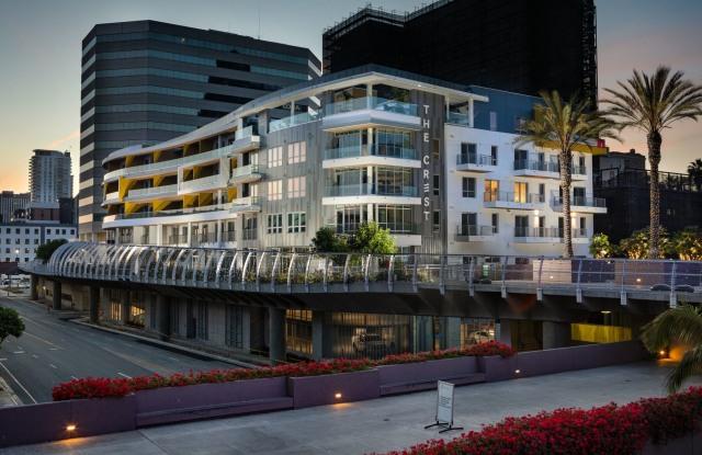 The Crest - 207 East Seaside Way, Long Beach, CA 90802