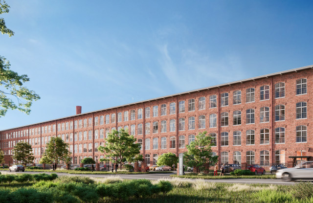 The Lofts at Woodside Mill - 1 East Main Street, Greenville, SC 29611