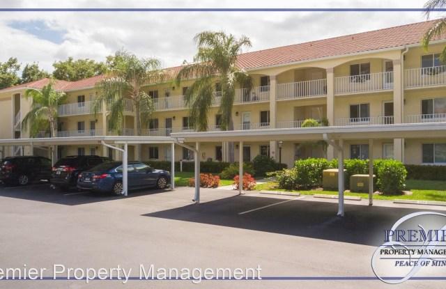 3685 Amberly Circle D-105 - 3685 Amberly Circle, Collier County, FL 34112