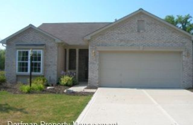 8351 BRAMBLEBERRY DR - 8351 Brambleberry Drive, Indianapolis, IN 46239