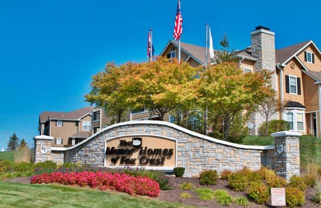 The Manor Homes Of Fox Crest - 3151 NW 90th St, Kansas City, MO 64154