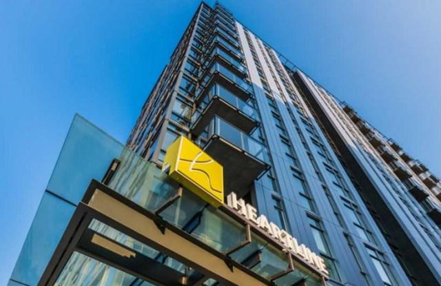 Heartline Apartments - 1250 Northwest Kearny Street, Portland, OR 97209