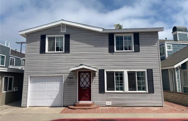 122 33rd Street - 122 33rd Street, Newport Beach, CA 92663