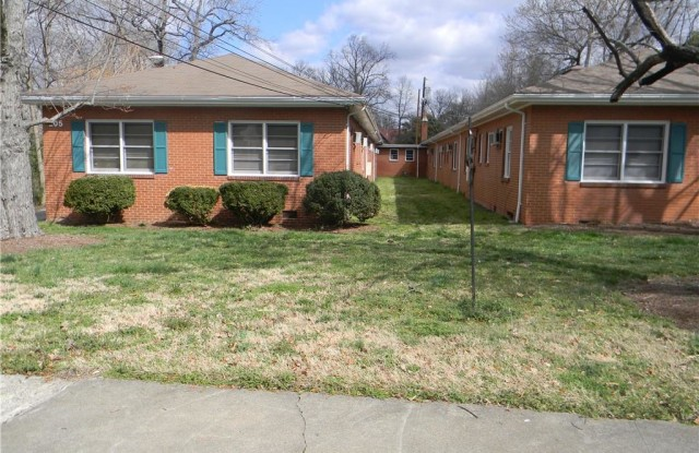 207 Leftwich Street - 207 Leftwich Street, Greensboro, NC 27401