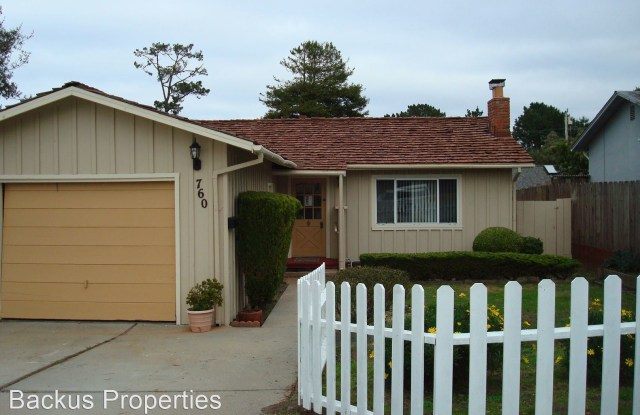760 Lobos St. - 760 Lobos Street, Monterey, CA 93940