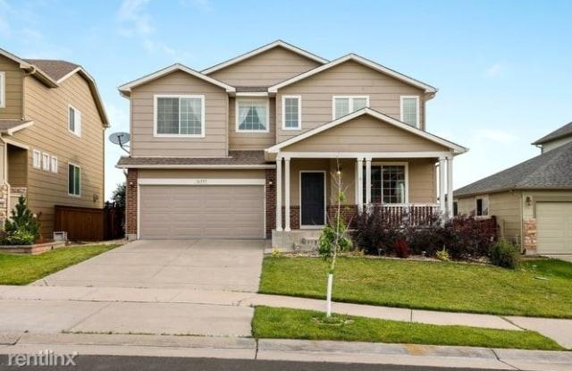 16597 E Prairie Wind Ave - 16597 East Prairie Wind Avenue, Parker, CO 80134