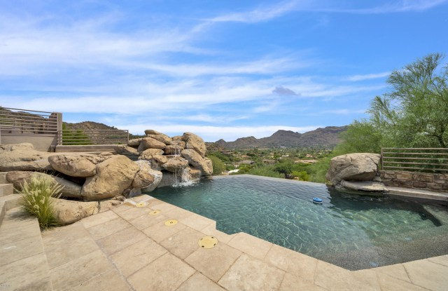 4524 E FOOTHILL Drive - 4524 East Foothill Drive, Paradise Valley, AZ 85253