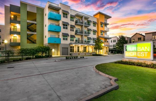 Urban Crest Apartments - 3819 Harry Wurzbach Rd, San Antonio, TX 78209