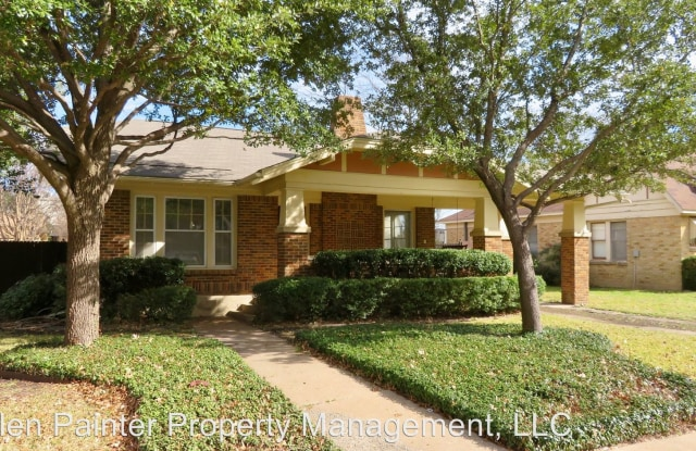 2123 Stanley Ave. - 2123 Stanley Avenue, Fort Worth, TX 76110