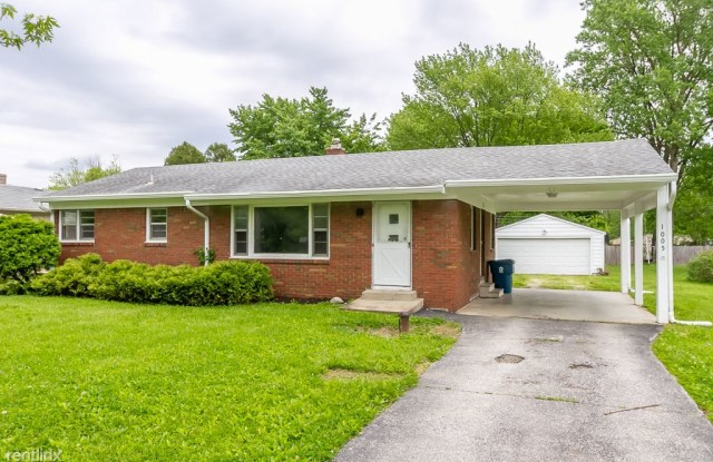 1005 Hathaway Dr - 1005 Hathaway Drive, Indianapolis, IN 46229