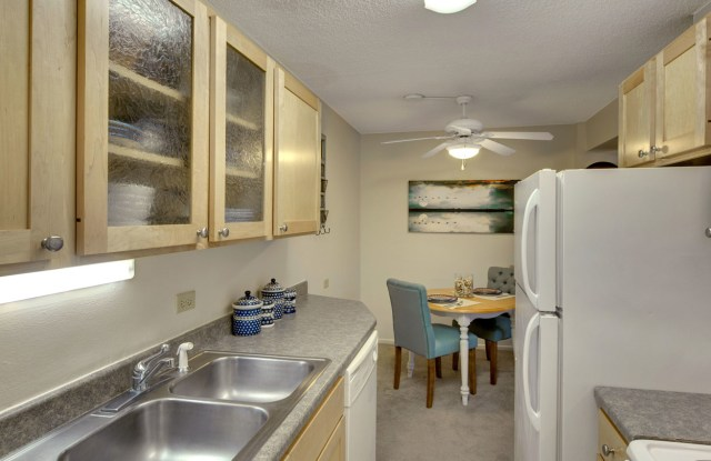 Park Towers Apartments - 4820 Highway 7, St. Louis Park, MN 55416