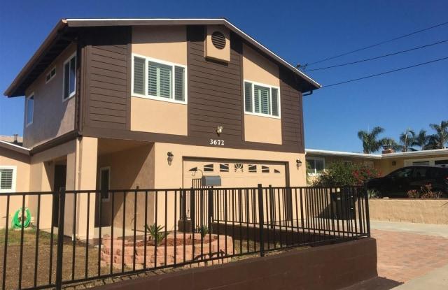 """""""3672 Byrd Street - 3672 Byrd Street, San Diego, CA 92154"""""""