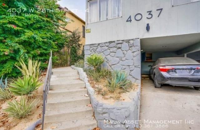 4037 W 28th Street - 4037 West 28th Street, Los Angeles, CA 90018